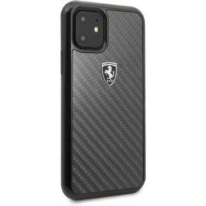 Ferrari Heritage FEHCAHCN61BK karbonový kryt iPhone 11