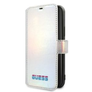 Guess Iridescent iPhone 11 Pro Silver