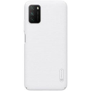 Zadní Kryt Nillkin Super Frosted Xiaomi Poco M3 White