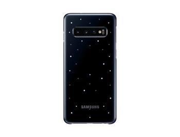 Zadní kryt EF-KG973CBE Samsung Galaxy S10 LED Black