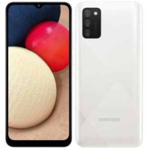 Samsung Galaxy A02s DS White