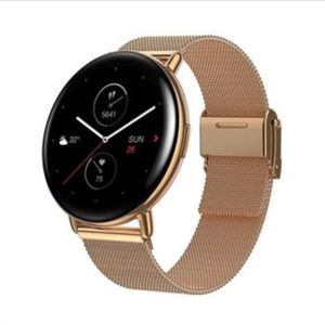 Amazfit ZEPP E Round Champagne Gold Special Edition