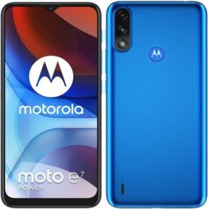 Motorola Moto E7 Power DS Digital Blue