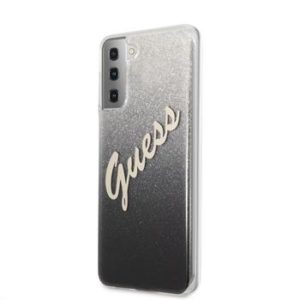 Zadní Kryt GUHCS21SPCUGLSBK Guess PC/TPU Vintage Samsung Galaxy S21 Gradient Black