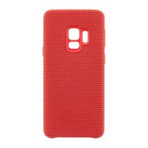 Zadní kryt EF-GG960FRE Samsung Galaxy S9 Hyperknit Red