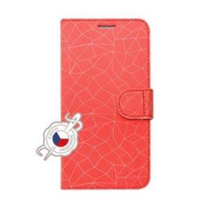 FIXED Fit pouzdro Xiaomi Redmi Note 6 Pro Red Mesh
