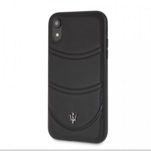 Maserati MAGROHCI61BK iPhone XR Black