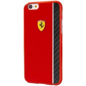 Ferrari FECBSHCP7LRE Scuderia iPhone 7/8 Plus Hard Case Red