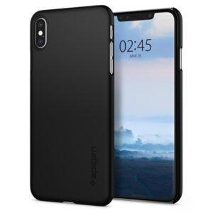 Spigen Thin Fit iPhone XS Max černý