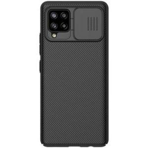 Nillkin CamShield Zadní Kryt Samsung Galaxy A42 Black