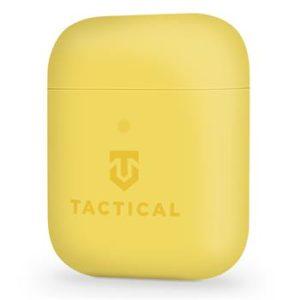 Tactical Velvet Smoothie Pouzdro pro AirPods Banana