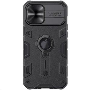 Nillkin CamShield Armor Zadní Kryt pro iPhone 12 Pro Max 6.7 Black