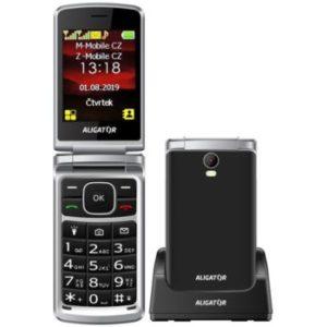 Aligator V710 Senior DS černý