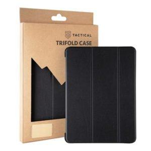 Tactical Book Tri Fold Pouzdro pro Lenovo Yoga Tablet 3 LTE 10.1 Black