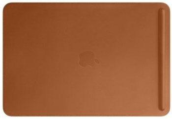MPU12ZM/A Apple Sleeve Pouzdro pro iPad Pro 10.5 Saddle Brown