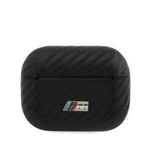 BMAPCMPUCA BMW M Carbon pouzdro pro AirPods Pro Black