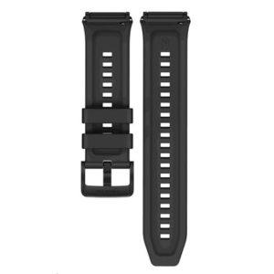 Huawei Original Silikonový řemínek Black pro Watch GT 2e