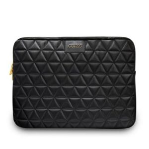 GUCS13QLBK Guess Quilted Obal pro Notebook 13″ Black